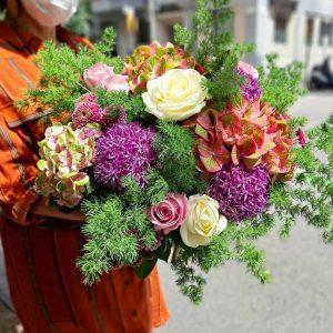 envoyer-bouquet-hortensias-barcelone