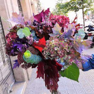 ramo-hortensias-otoño