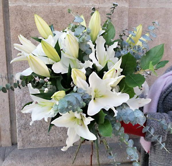 bouquet-lys-barcelone