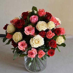 bouquet-de-roses-barcelone