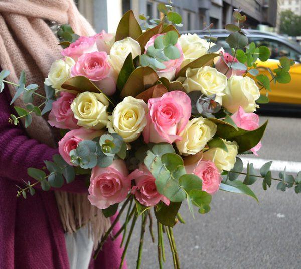 roses-a-domicile-barcelone