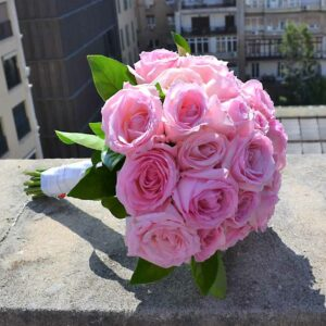 bouquet-mariee-rose