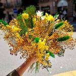 acheter-bouquet-sec-jaune