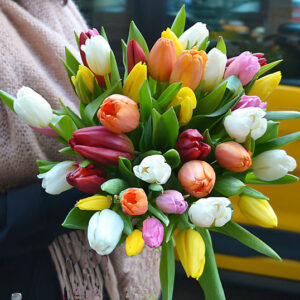 bouquet-tulipes-couleur-barcelone