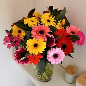 gerberas-bouquet