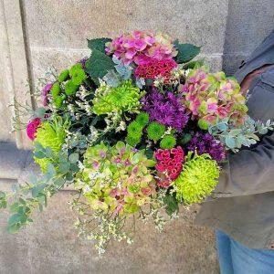 ramo-hortensias-barcelona