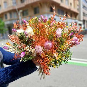 envoyer-fleurs-sechees-pas-cher-barcelone