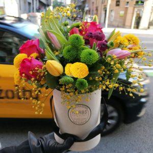 fleurs-domicile-barcelone